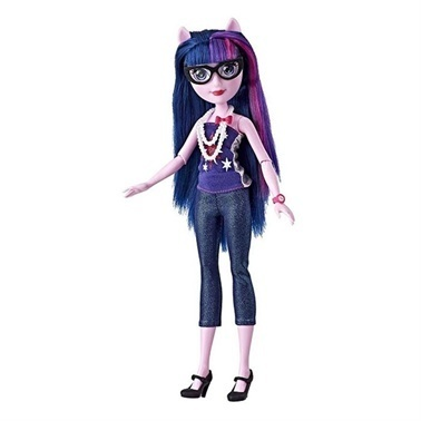 My Little Pony My Little Pony Equestria Girls Moda Seti Renkli